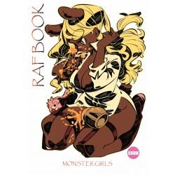 Raf Book - Monster Girls (numérique / digital version fr/en)