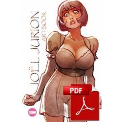 Joël Jurion Artbook 1 (numérique / digital version fr/en)