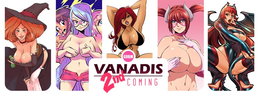 Vanadis 2nd Coming