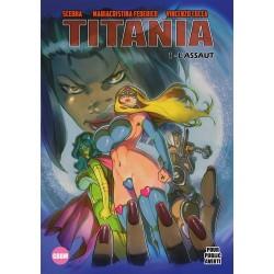 Titania 1 - L'assaut