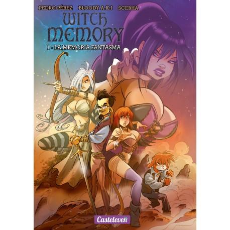Witch Memory 1 - La Mémoire Fantôme