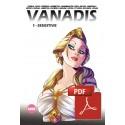 Vanadis 1 - Sensitive (digital edition en)