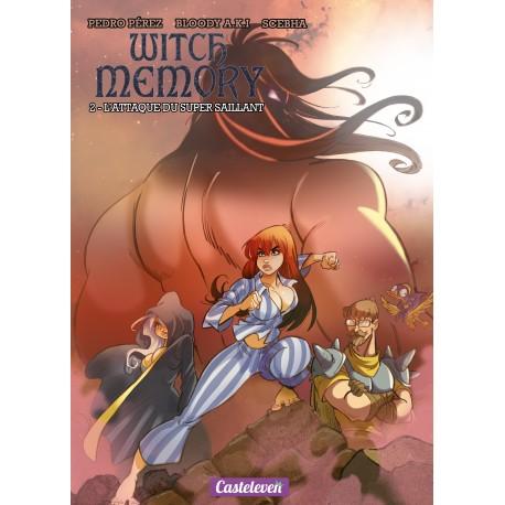 Witch Memory 2 - L'attaque du Super Saillant