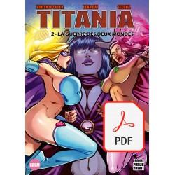 Titania 2 - La guerre des deux mondre